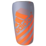 adidas Ghost Guard 15 Shinguard (Silver Metallic/Solar Orange)