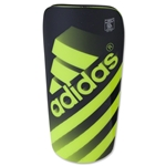 adidas Ghost Guard 15 Shinguard (Solar Yellow/Black)