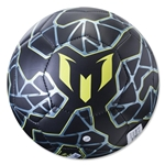 adidas Messi Q3 Mini Ball (Black/Ice Metallic)