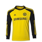 Chelsea 13/14 LS Youth Keeper Jersey