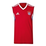 Bayern Munich 14/15 Sleeveless Training Jersey