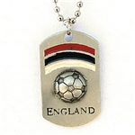 England Dog Tags
