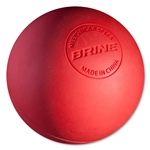 Brine Red Lacrosse Ball