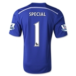 Chelsea 14/15  1 SPECIAL Home Soccer Jersey