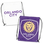 Orlando City SC Doubleheader Backsack Bag