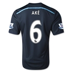 Chelsea 14/15 AKE Third Soccer Jersey
