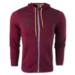 adidas F50 Messi Hooded Sweat Jacket (Maroon)