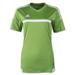 adidas Women's MLS 15 Match Jersey (Green/Wht)