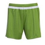 adidas Women's MLS 15 Match Short (Green/Wht)