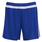 adidas Women's MLS 15 Match Short (Roy/Wht)