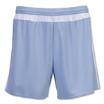 adidas Women's MLS 15 Match Short (Sk/Wh)