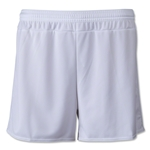 adidas Women's MLS 15 Match Short (White)