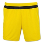 adidas Women's MLS 15 Match Short (Yl/Bk)