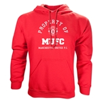 Manchester United Property of MUFC Hoody (Red)