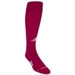 adidas ForMotion Elite NCAA Socks (Cardnal/Wh)