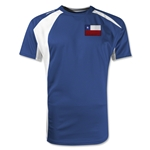 Chile Gambeta Soccer Jersey (Royal)