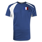 France Gambeta Soccer Jersey (Royal)