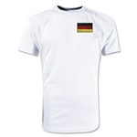 Germany Gambeta Soccer Jersey (White)