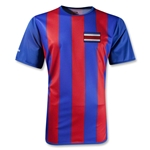 Costa Rica Internazionale Soccer Jersey (Royal/Red)