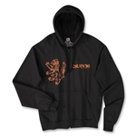 Objectivo Holland Oranje Lion Hoody (Black)