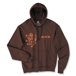 Objectivo Holland Oranje Lion Soccer Hoody