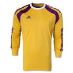 adidas Onore 14 Long Sleeve Goalkeeper Jersey (Gold)