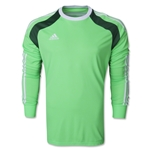 adidas Onore 14 Long Sleeve Goalkeeper Jersey (Green)