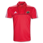Munster Team Polo (Red)