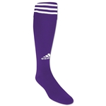 adidas Copa Zone Cushion Calcetines de Futbol (purpura/blanco)