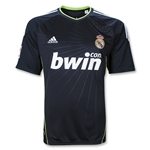 Real Madrid 10/11 Away Youth Soccer Jersey