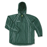 Diadora Coppa Soccer Team Rain Jacket (Dark Green)