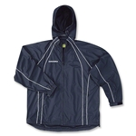 Diadora Coppa Soccer Team Rain Jacket (Navy)