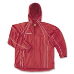 Diadora Coppa Soccer Team Rain Jacket (Red)
