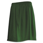 Power-Tek Competitor Basic Lacrosse Shorts (Dark Green)