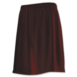 Power-Tek Competitor Basic Lacrosse Shorts (Maroon)