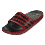 adidas Duramo Slide Extra Sandal (Black/University Red)