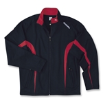 Diadora Ermano Soccer Jacket (Navy/Red)