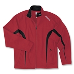 Diadora Ermano Soccer Jacket (Red)