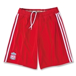 Liverpool 11/12 Home Soccer Shorts