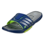 adidas adizero Slide 3 SC Sandal (Hero Ink/Tech Gray/Electricity)