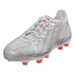 adidas F50 adizero TRX FG miCoach compatible Leather (Running White/Running White/Infrared)