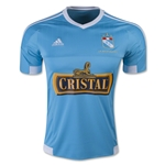 Sporting Cristal 2015 Home Soccer Jersey