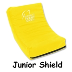 Junior Rugby Shield (Yellow)