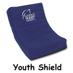 Youth Rugby Shield (Navy)