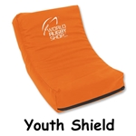 Youth Rugby Shield (Orange)