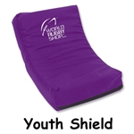 Youth Rugby Shield (Purple)