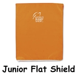 Junior Flat Shield (Orange)