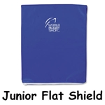 Junior Flat Shield (Royal)