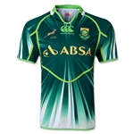 South Africa Springboks Sevens 13/14 Home Rugby Jersey