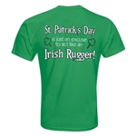 St. Patrick's Day Irish Rugger SS T-Shirt